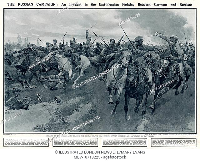 Russian army east prussia Stock Photos and Images   age