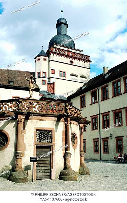 Festung Marienberg, Würzburg