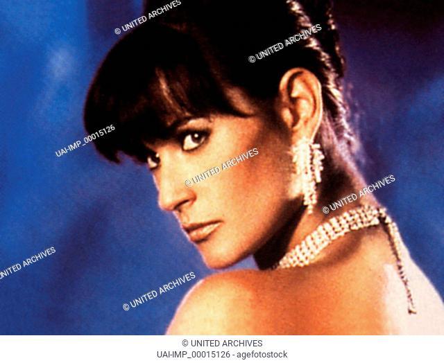 Striptease, (STRIPTEASE) USA 1996, Regie: Andrew Bergman, DEMI MOORE