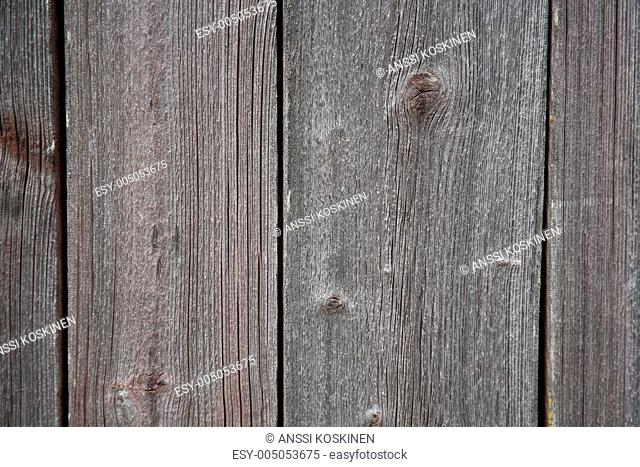 Old grey wood wall