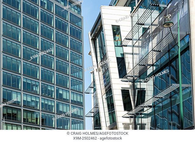 Colmore Business District, Birmingham. Colmore Square and Colmore Plaza