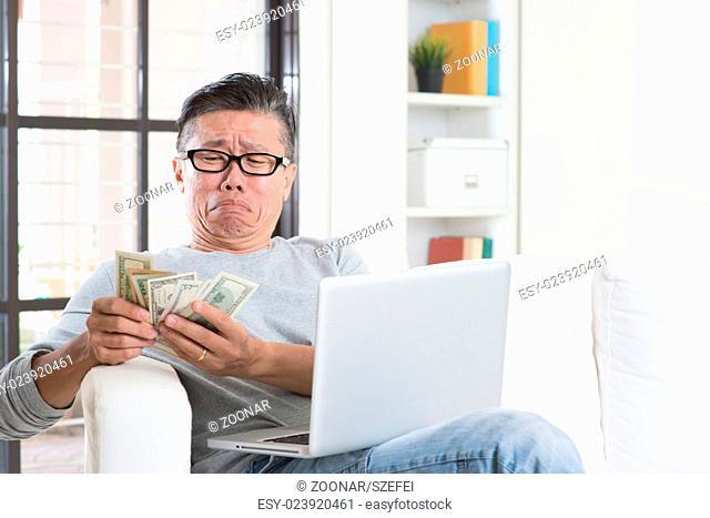 Having financial problem