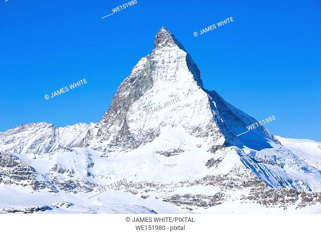 Matterhorn - 4478 m, Zermatt, Wallis, Switzerland