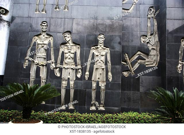 Hanoi, Vietnam, Hoa Lo Prison, was a prison used by the French colonists in Vietnam for political prisoners, and later by North Vietnam for prisoners of war...