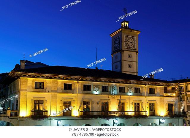 City council of Gernika, Bizkaia, Basque Country, Spain