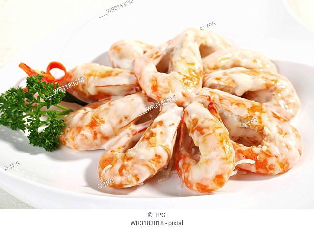 cheese shrimp