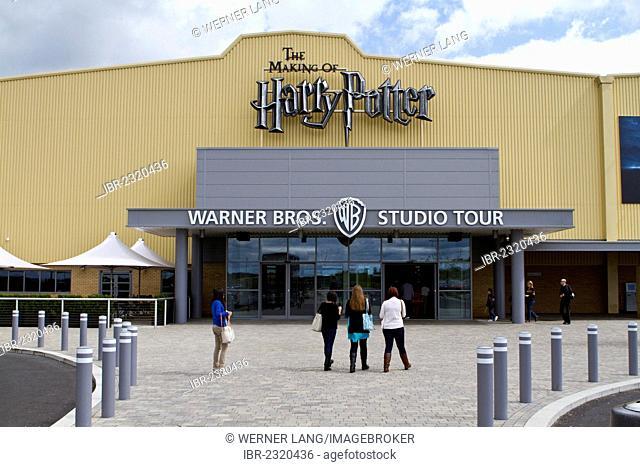 The Making of Harry Potter Warner Bros. Studio Tour, London, England, United Kingdom, Europe