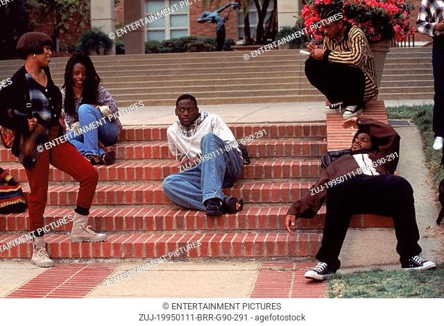RELEASE DATE: January 11, 1995. MOVIE TITLE: Higher Learning. STUDIO: Columbia Pictures Corporation. PLOT: Youngsters from different countries, races