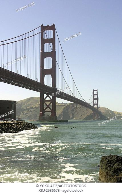 Golden gate, San Francisco, United States of America