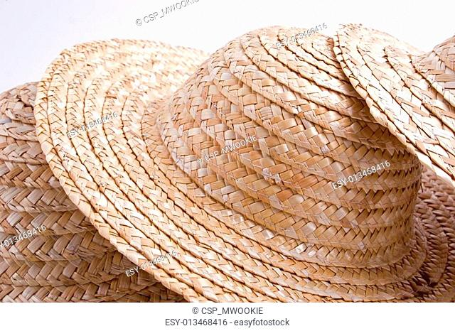 straw hat collection