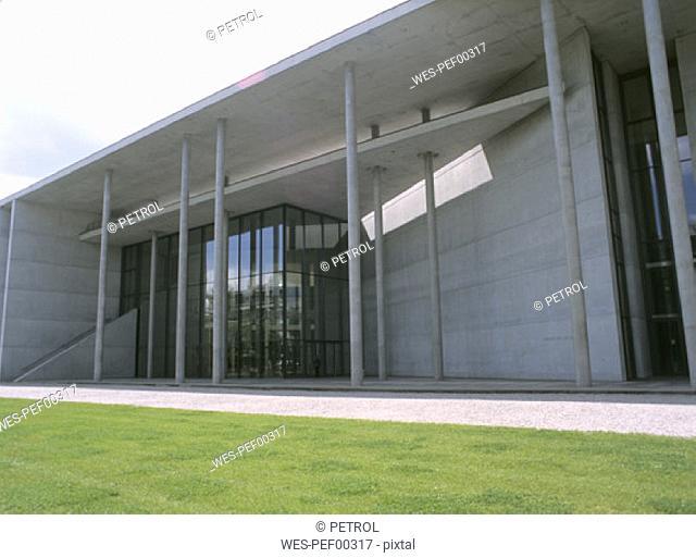 Museum Pinakothek der Moderne, Munich, Bavaria, Germany