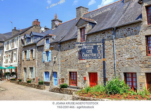 Lehon, Brittany, France
