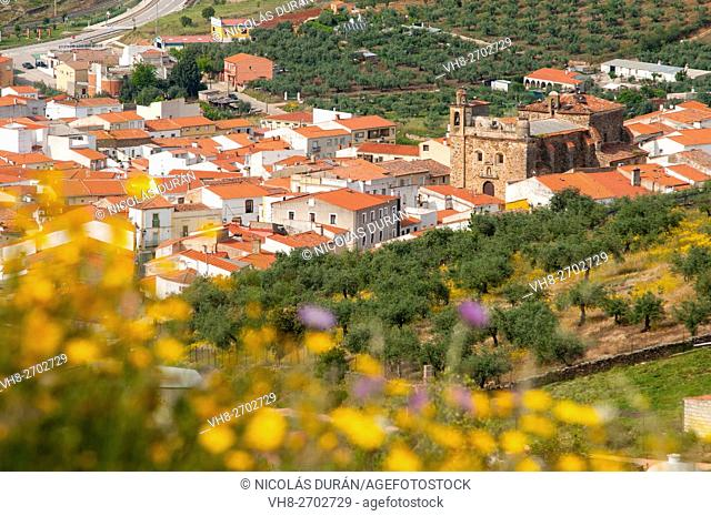 Aliseda. Sierra de San Pedro. Cáceres province. Extremadura. Spain