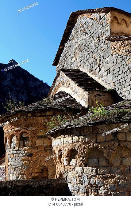 France, Provence, Roya valley, Saorge