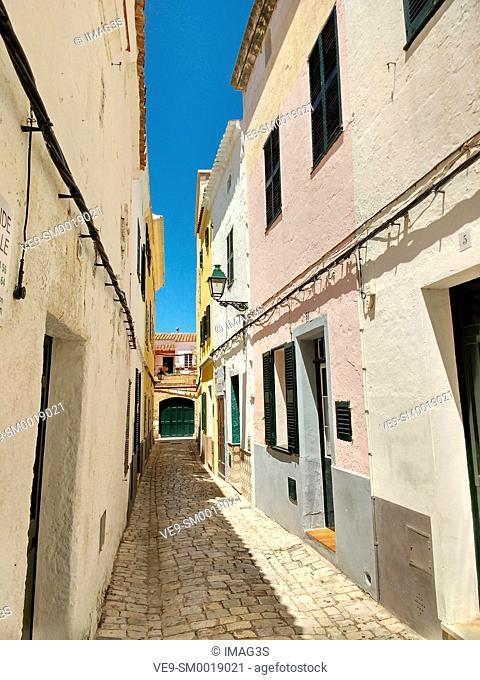 Ciutadella, Menorca, Balearic islands