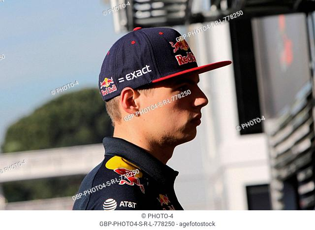 13.05.2016 - Max Verstappen (NED) Red Bull Racing RB12