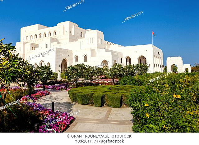 The Royal Opera House, Muscat, Sultanate Of Oman