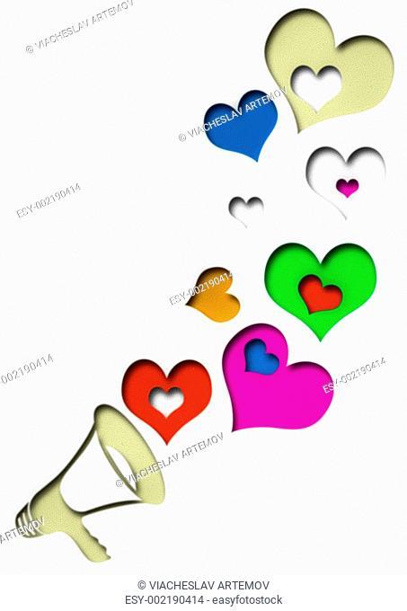 Declarations of love