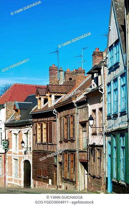 AMIENS, SOMME, PICARDY, FRANCE