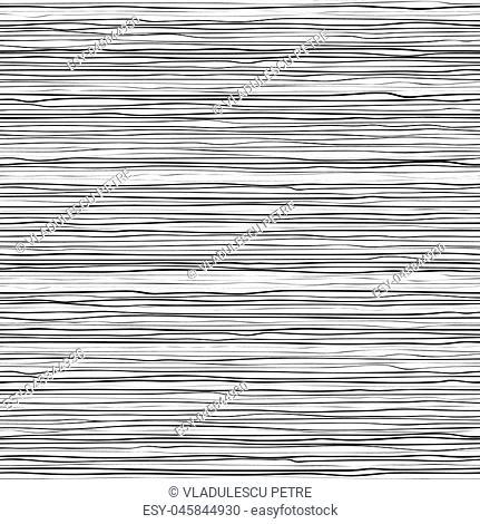 horizontal black wavy lines