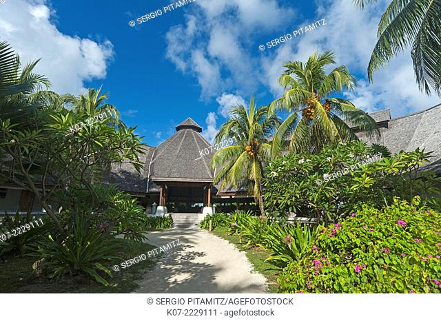 Denis Island Resort, Denis Island, Seychelles