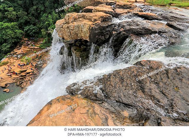 Teerathgarh falls, bastar, chhattisgarh, india, asia