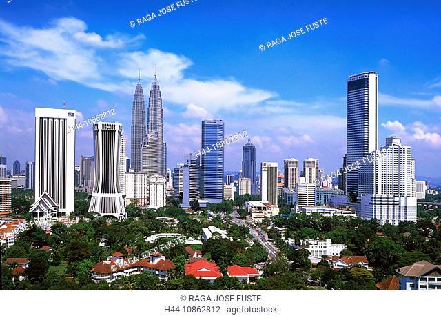 Malaysia, October 2006, Kuala Lumpur city, Petrona