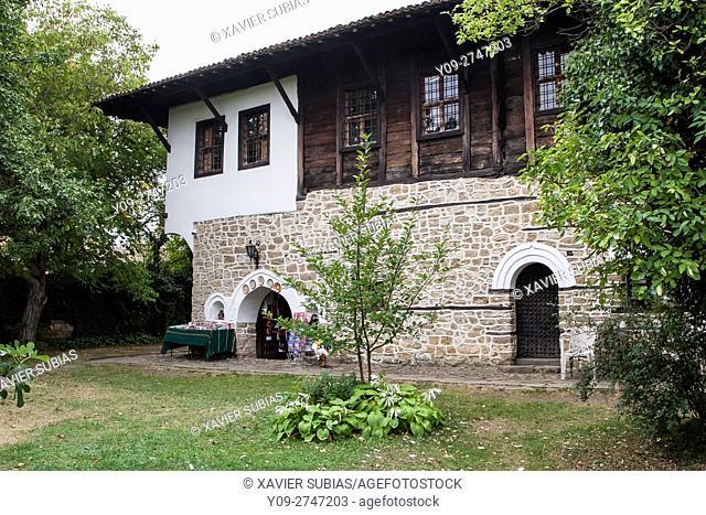 Constantalieva kashta, Arbanasi, Veliko Tarnovo, Bulgaria