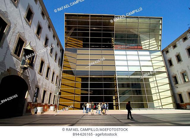 Centre de Cultura Contemporània de Barcelona (CCCB). Cataluña. Spain