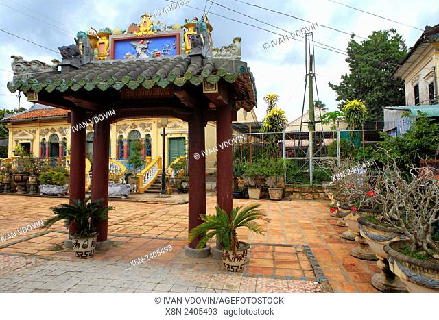 Nha Co Binh Thui house (1900s)Can Tho, Vietnam