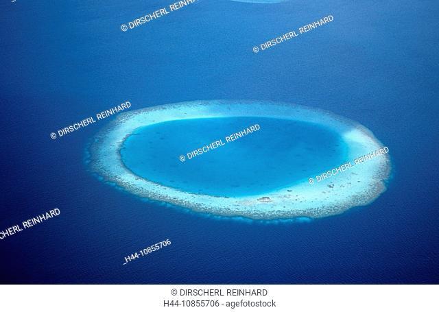10855706, Maldives, Indian Ocean, Ari Atoll, outdo