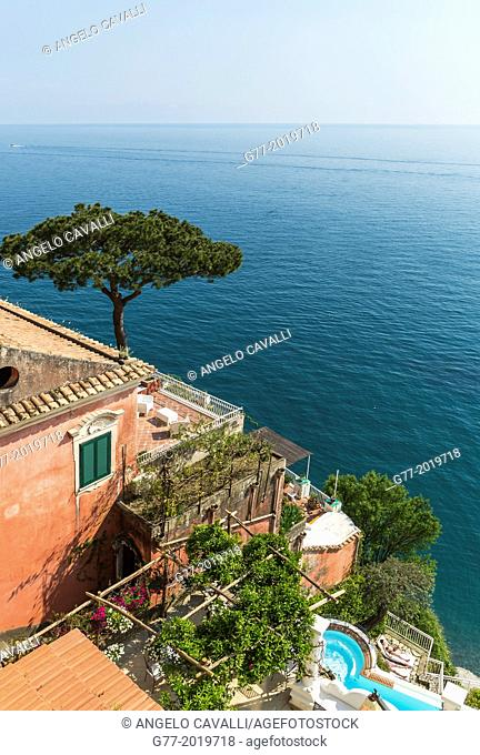 Positano, Amalfi Peninsula, Campania, Italy