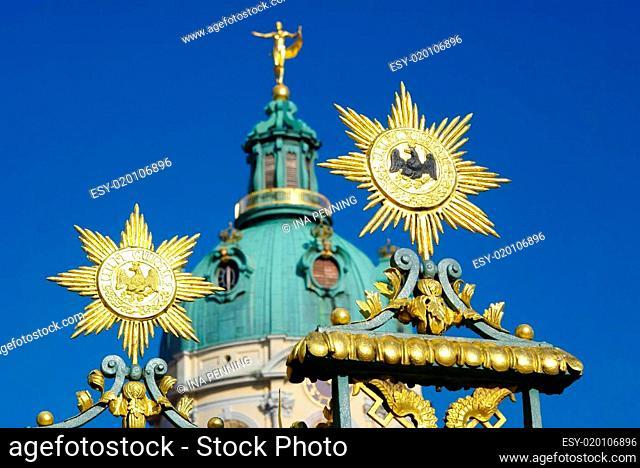 Sterne am Schloss Charlottenburg Berlin
