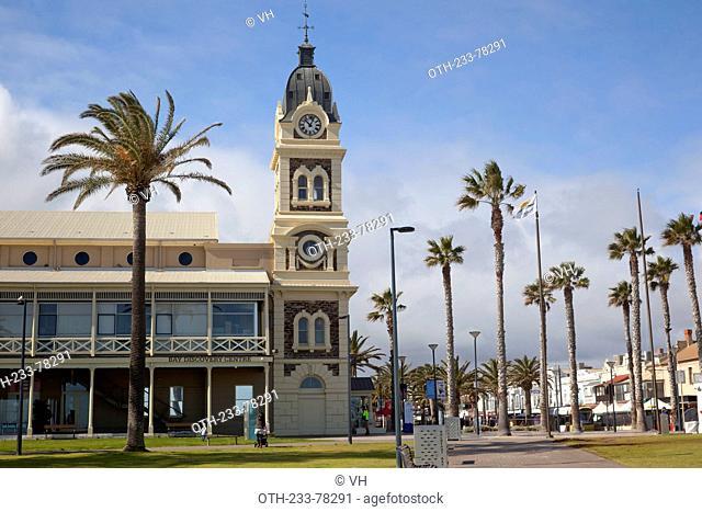 Glenelg town hall on Moseley Square, Glenelg, Adelaide, South Australia