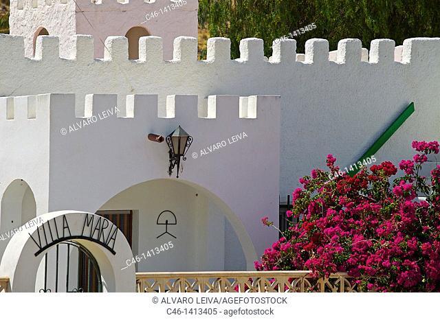 House in Las Negras, Cabo de Gata  Almería province, Spain