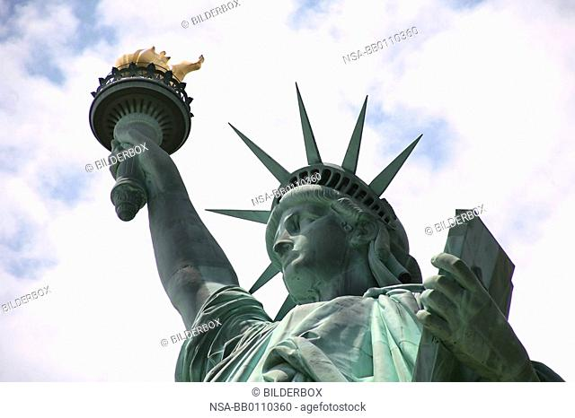 United States, New York, Statue of Liberty