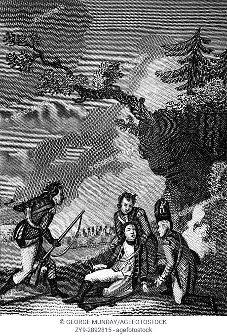 Major General James Wolfe (1727 - 1759) was a British Army Officer, known for his training reforms but remembered chiefly for his victory over the French at the...