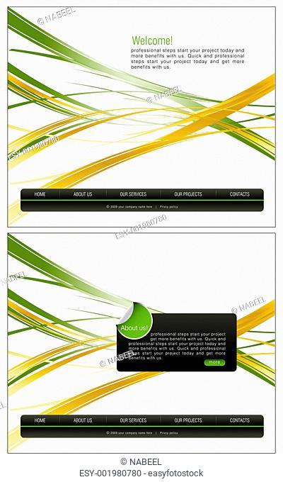 Web Template 010