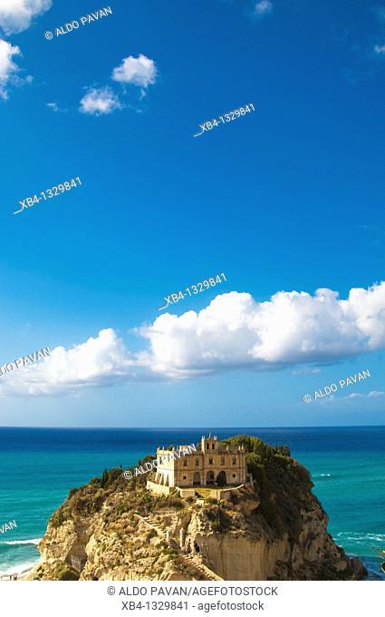 Santa Maria dell'Isola, Tropea, Calabria, Italy