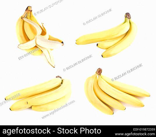 Bananas set