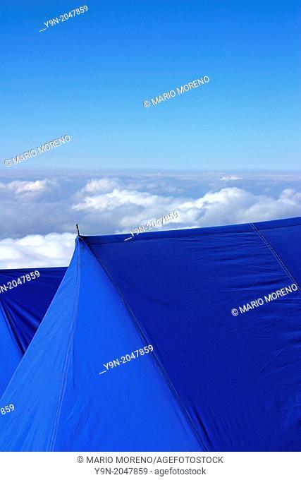 Tent Camp Kilimanjaro NP Tanzania