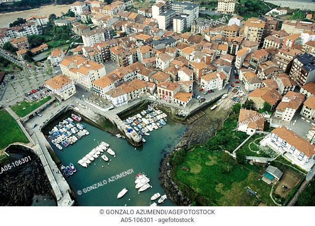 Mundaka. Urdaibai. Vizcaya. Euskadi. Spain