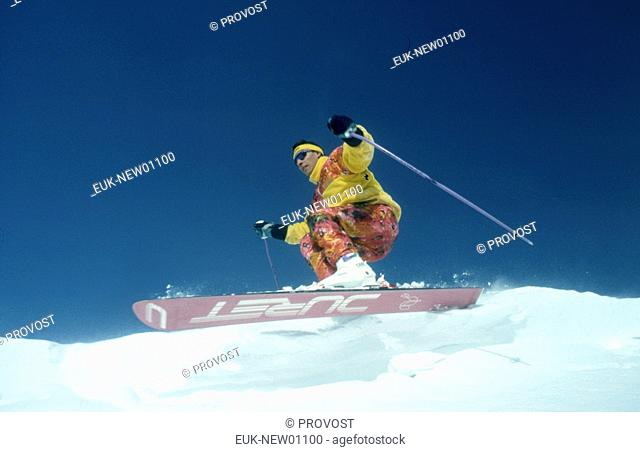 off-track skiing
