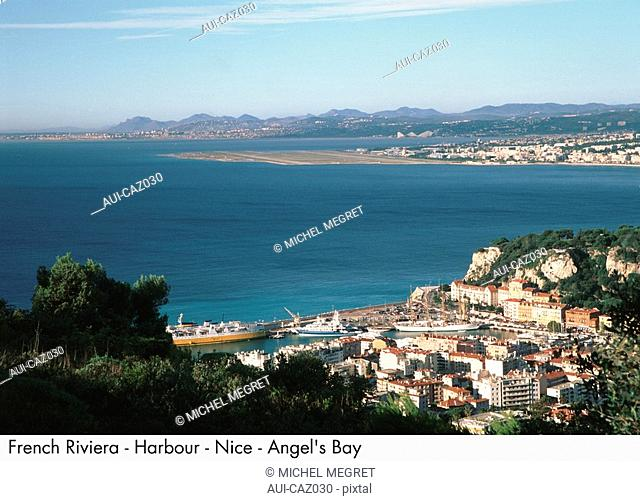 French Riviera - Harbour - Nice - Angel's Bay