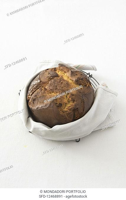 Pinza goriziana (yeast cake, Italy)