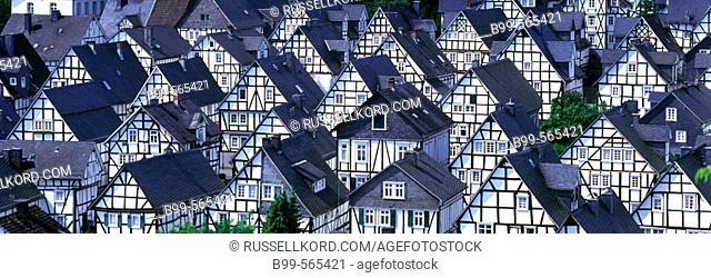 Freudenberg, Bergishesland, Germany