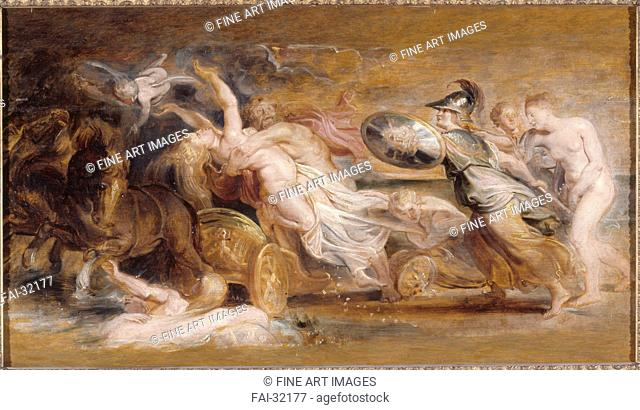 The Abduction of Proserpina by Rubens, Pieter Paul (1577-1640)/Oil on wood/Baroque/c. 1615/Flanders/Petit Palais, Musée des Beaux-Arts de la Ville de...