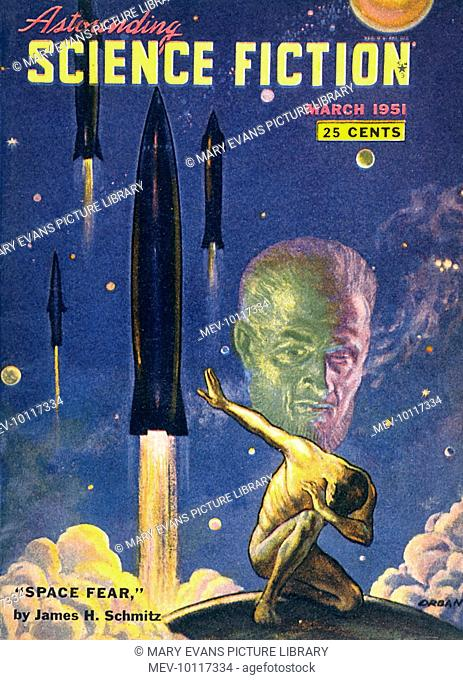 'SPACE FEAR !'
