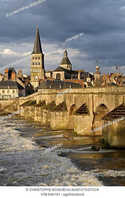 La Charite-sur-Loire, Nievre, France