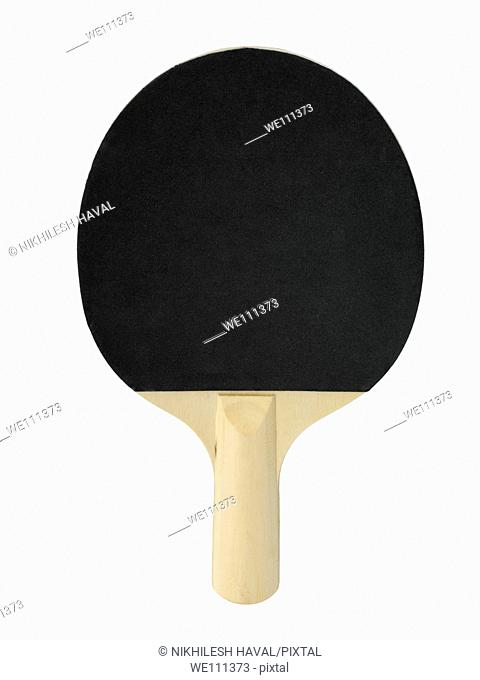 Black Table tennis racket